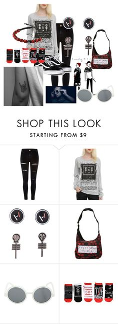 """""""Untitled #1191"""" by velvetgirl10 ❤ liked on Polyvore featuring River Island and WithChic"""