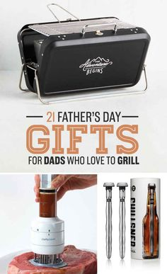 21 Cliché Father's Day Grilling Gifts That Are Actually Awesome