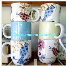 Ponele mucho color a tu desayuno! #vajilladivertida#arthomemarket#arthomedesigns#lovedesigns#lovedecor