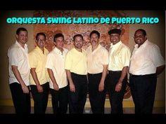 Orquesta Swing Latino De Puerto Rico, Canta Amilcar Santiago, QUE BUENO BAILA USTED