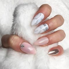 Chrome nails have been blowing up on social media as a fun, bold trend, and for good reason. The eye-catching look is versatile; you can easily rock it on one or all of your nails.The special thing about this manicure is the bright or reflecting colors it uses. Where to find them? Many brands have …