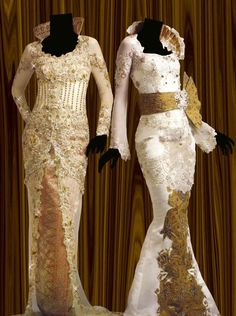 http://freyacesare.hubpages.com/hub/KEBAYA-INDONESIAN-NATIONAL-APPAREL# /// http://mobiledoll.tumblr.com/post/15395351009/modern-style-kebaya-dress