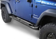 Rampage Products Xtremeline Running Boards | Jeep Parts and Accessories | Quadratec