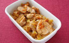 お財布にうれしい鶏むね肉を蒸し焼きにして、ふっくらジューシーに仕上げます。しょうがを最後に加え、しっかり風味を残して本格味にしましょう。冷蔵庫で3日保存できます。