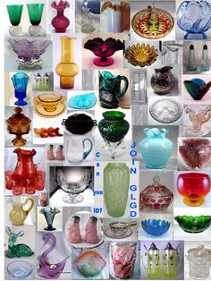 Glass Lovers Glass Database - Glassware Identification Resource - Pattern Index, Glass Companies, Marks - <3 this resource  #eBay