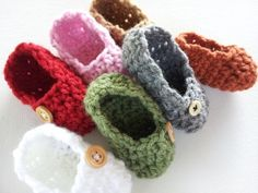 Poochie Baby Shoes