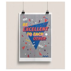Can our life exclusively be the colours in this totally excellent Bill & Ted print please!? @middleboop just added to http://ift.tt/1AlfIZU