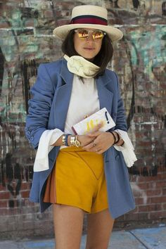 I Blindfolded Myself Then Picked Out an Outfit, Here's What I Look Like | Man Repeller