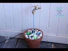 Magic Tab Water Fountain. - YouTube