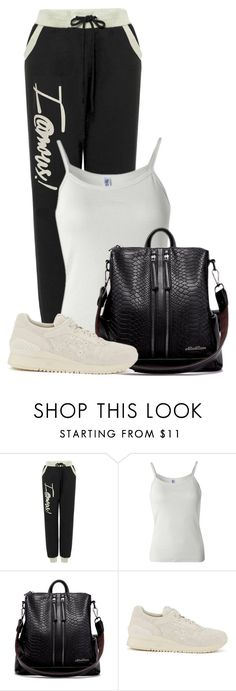 """""""Untitled #20564"""" by nanette-253 ❤ liked on Polyvore featuring WearAll, B. Ella and Asics"""