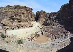 The Theater, Petra
