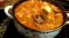 Vlog: Vegan kimchee jiigae or kimchee stew cooking tip: Not a tutorial b...