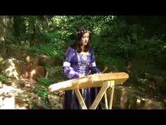 """Fantasy"" medieval hammered dulcimer music by dizzi - YouTube"