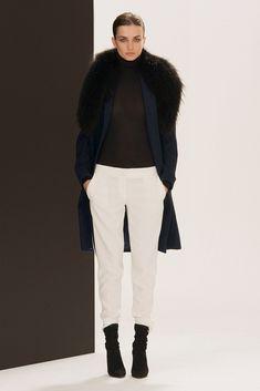 Pierre Balmain Fall 2013 Ready-to-Wear Fashion Show