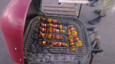 Shish kebab :)