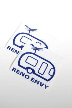 Reno eNVy Car Decal