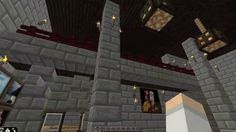 VIDEO - 7th Grade Student-built Medieval village in MinecraftEdu.  Project