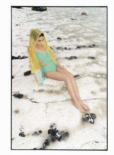 adidas by Stella McCartney SS14 Swimwear #Fashercise #adidas #swimwear
