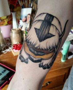 appa avatar tattoo - Google Search