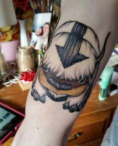 appa avatar tattoo - Google Search