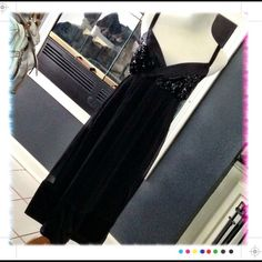 I just discovered this while shopping on Poshmark: MWOT Michael Kors Black Cocktail Dress Size 2NWT. Check it out! Price: $40 Size: 2, listed by franonymous