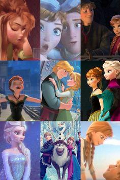 Frozen is my new favorite kid movie :)