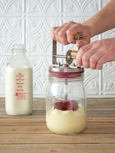 Making Homemade Butter Is Easier Than You Think and More Delicious Than You Can Imagine!  $39.95