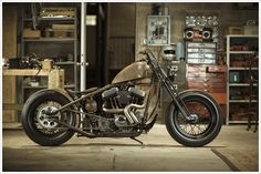 1996 Sportster XLH -'1944' - Pipeburn - Purveyors of Classic Motorcycles, Cafe Racers & Custom motorbikes