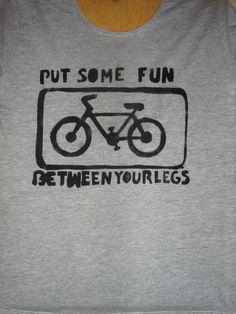 Put some fun between your legs by Aniou / www.filobuttonki.blogspot.com