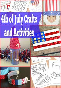 july 4th children's activities