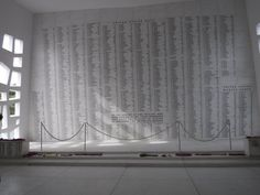 The list of the names of those lives lost during the attacks on Pearl Harbor was shocking and make it even more surreal. Definitely take time to visit when you are on Oahu.