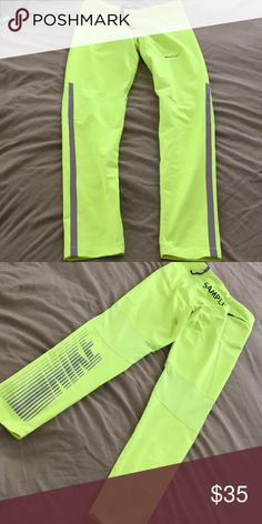 Track and Field leggings