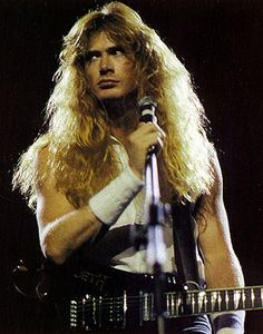 Dave Mustaine as Hercules!