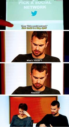 A place where the divergent fandom has boards just about you, darling.