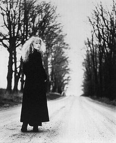 "Loreena McKennitt. Her version of ""Lady of Shalott"" has averted many a breakdown!"