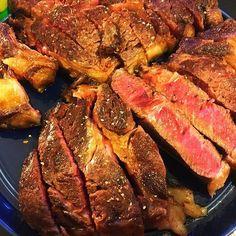先日結婚祝いに頂いた @japanpremiumbeef の和州牛のリブアイステーキ🍖 Cast-ironのスキレットで外側こんがり、中はミディアムレアで、久しぶりにとろけるお肉ご馳走様です❤️ 山葵と岩塩最高。  The premium kobe beef ribeye steak from my friend of mine for celebrated our marriage! Tender, juicy, sweet and perfect!! #japan #premium #beef #meet#meat #steak #ribeye #washu #kobebeef #dinner #homemade #cooking #おうちごはん #ステーキ #リブアイ #料理 #肉