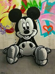 Best Photo drawing disney mickey Concepts Lots of people start drawing because they're attracted by the design of a common characters—and Arte Do Mickey Mouse, Mickey Mouse Drawings, Mickey Mouse And Friends, Disney Drawings, Minnie Mouse, Drawing Disney, Mickey Cartoons, Mickey Mouse Cartoon, Mickey Mouse Wallpaper Iphone