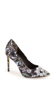 Ted Baker London Ted Baker London 'Laorel' Pointy Toe Pump (Women) available at #Nordstrom