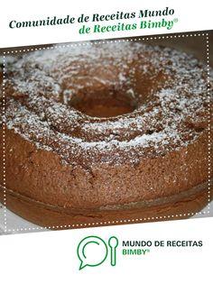 Chiffon de Chocolate na Varoma de franciscooliveira78. Receita Bimby® na categoria Sobremesas do www.mundodereceitasbimby.com.pt, A Comunidade de Receitas Bimby®.