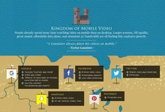 AppsFlyer has created a fun infographic which looks at the modern tech landscape and contrasts that to the mythical land of Westeros from the TV show Game of Thrones.