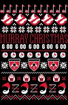 (Bill) Murray Christmas Sweater.
