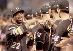 Pirates Baseball Photos, Pittsburgh Pirates, Captain Hat, Hats, Baseball Pictures, Hat, Hipster Hat, Softball Pics
