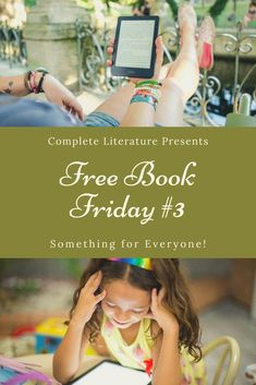 Free Book Friday 3 includes different genres so everybody can find a great read for the weekend in keeping with Complete Literature's goals as a website: Middle School Reading, Middle School English, Reading Practice, Teaching Reading, Free Mystery Books, Free Kids Books, Teacher Books, Struggling Readers, Book Sites
