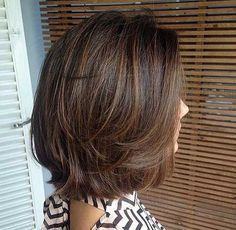 Am meisten bevorzugte kurze geschichtete Haarschnitte, Kurze Haare, Short Layered Haircuts Medium Layered Haircuts, Short Layered Hairstyles, Short Hair With Layers, Layered Short Hair, Medium Hair Styles For Women With Layers, Shoulder Length Hair Cuts With Layers, Layered Haircuts Shoulder Length, Layered Bobs, Short Pixie
