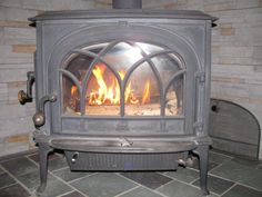 How to Use a Wood Burning Stove