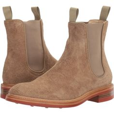 rag   bone Spencer Chelsea (Antelope Suede) Men s Boots ( 272) ❤ liked on  Polyvore featuring men s fashion f21da6a13fe