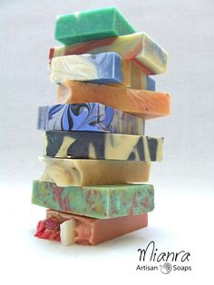 The Soap Bar: Mianra Artisan Soaps - A New Love