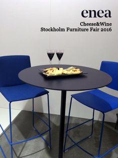 [es] ¿Cómo? ¿Que te perdiste nuestro evento Cheese & Wine en la Stockholm Furniture Fair?  [en] What? Did you miss our Cheese & Wine event at the Stockholm Furniture Fair?  #Stockholm #Estocolmo #SFF16 #EneaDesign #Lottus #EMA #contract #hospitality #diseño #design #CheeseandWine