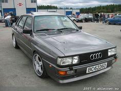 Audi 80 quattro B2