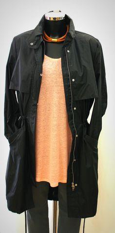 via www.isthenew.at Raincoat, My Style, Jackets, Fashion, Rain Jacket, Down Jackets, Moda, Fashion Styles